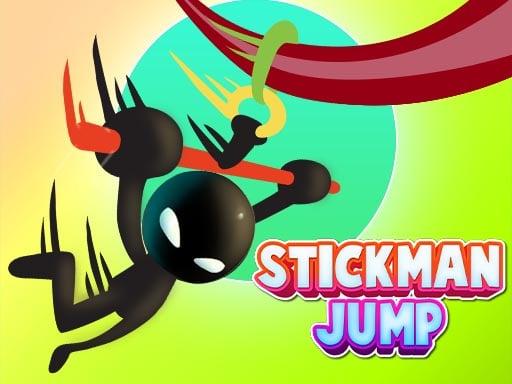 Стикмен прыжок