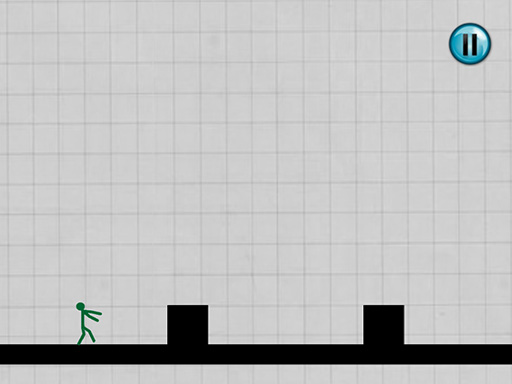 Play Stickman Run Online