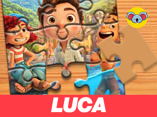 Play Luca Jigsaw Puzzle Planet