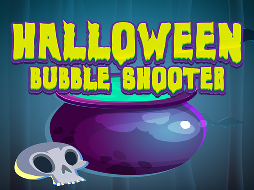 Halloween Bubble Shooter HD