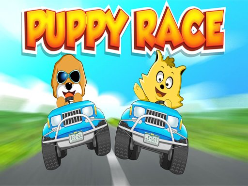 Puppy Race - Popular Games - Cool Math Games