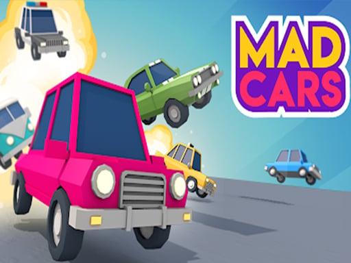 Play Crazy Cars 3D