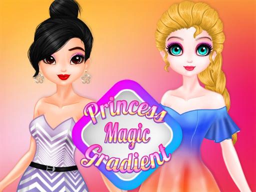 Принцесса Магический Градиент