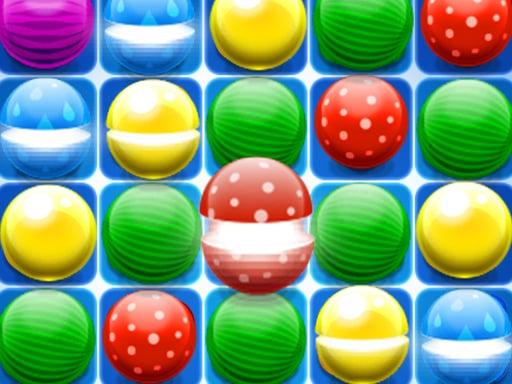 Конфеты из сладких фруктов – Candy Crush