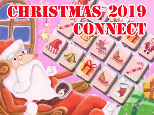 Christmas 2019 Mahjong Connect