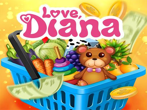 Play Diana SuperMarket Mania