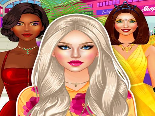 Play Cute Arabian Princess Dress Up v5