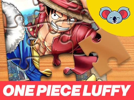 Play One Piece Luffy Jigsaw Puzzle
