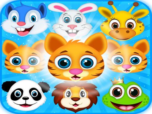 Play Animals Crush Match 3 Toy Crush