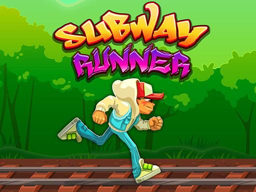 Subway Runner - Popular Games - Cool Math Games