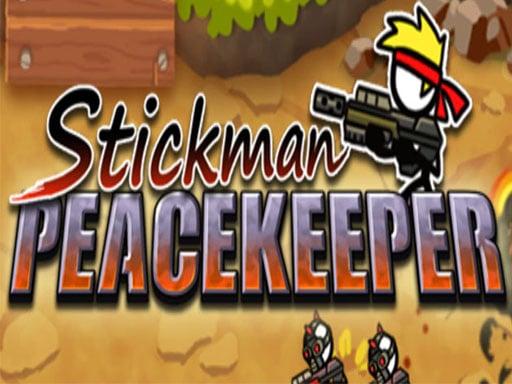 Play Stickman Peacekeeper