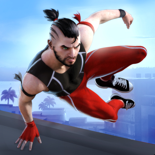 Parkour Stickman – Race Game