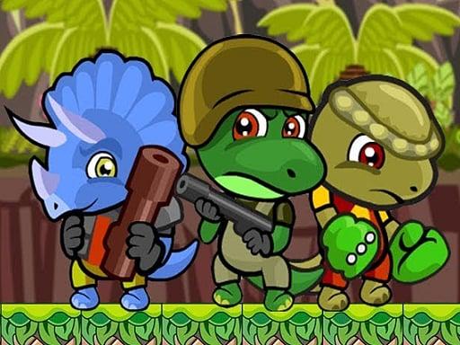 Приключение отряда динозавров 2