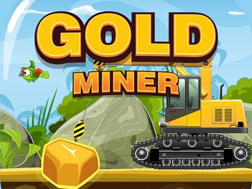 Gold Miner - Hot Games - Cool Math Games