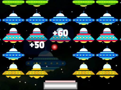 UFO Arkanoid Deluxe