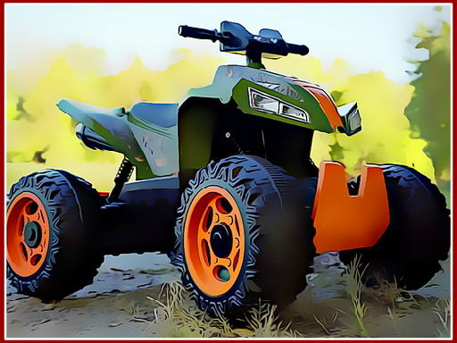 Play 4x4 ATV Motorbikes for Kids Online