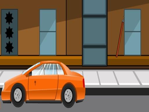 Побег из уличной машины