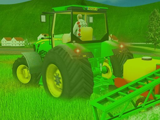 Tractor Farming - New Games - Cool Math Games