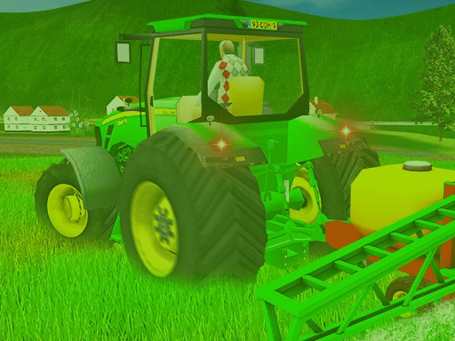 Tractor Farming - Popular Games - Cool Math Games