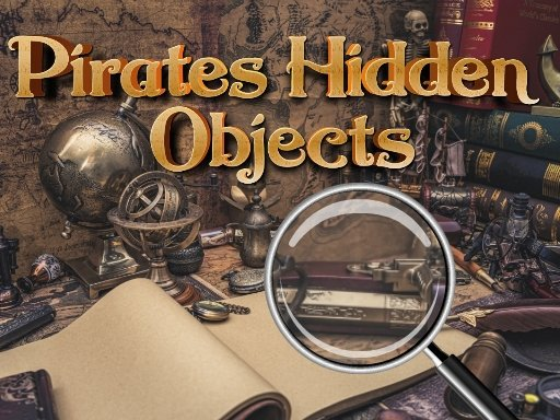 Play Pirates Hidden Objects Online