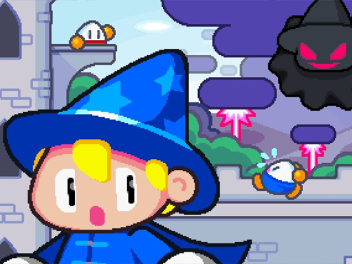 Play Drop Wizard Tower