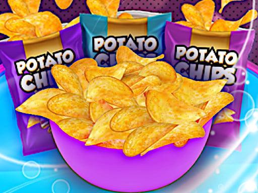 Симулятор картофельных чипсов