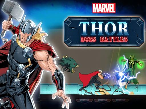 Битвы с Тором Боссом
