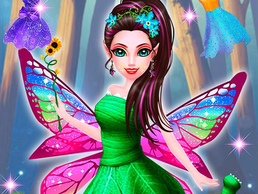 Fairy Princess Cutie - Popular Games - Cool Math Games