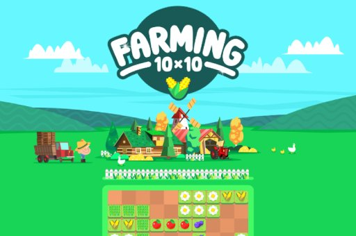 Legend Farmer - Farming Game Played on 1593891509