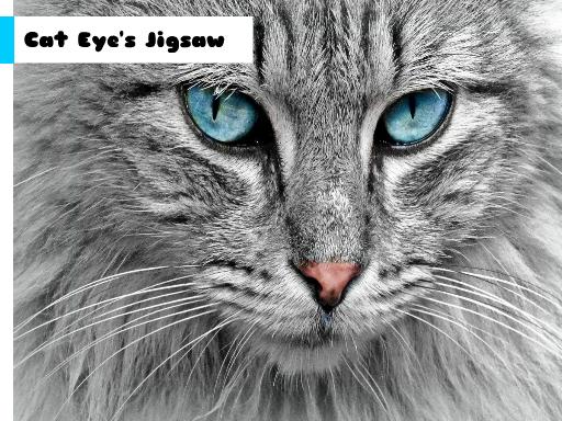 Cat Eye's Jigsaw