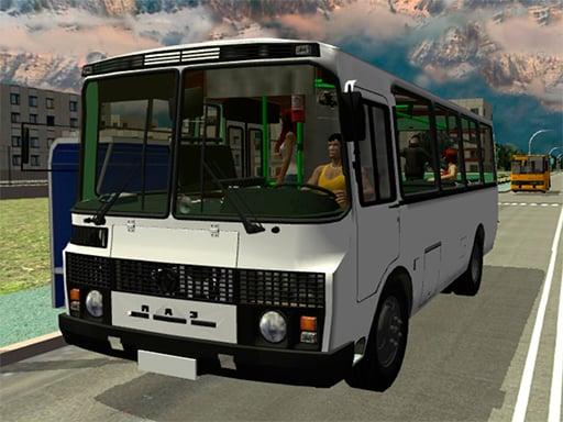 Игра автобус симулятор ПАЗ