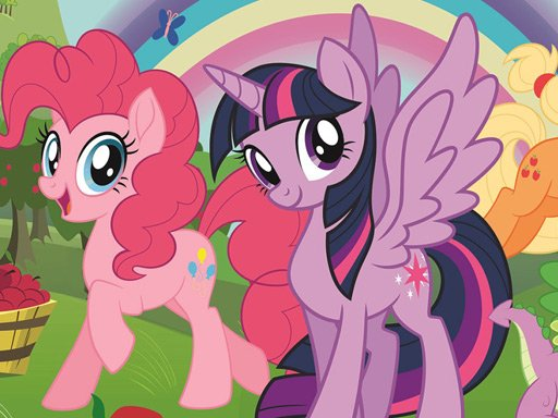 Коллекция пазлов My Little Pony