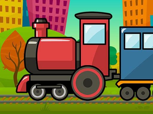Поезд Пазл
