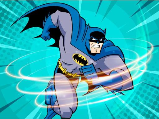 Бэтмен Gotham Knight Катание на коньках