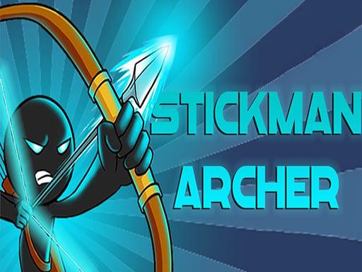 Стикмен-лучник 4