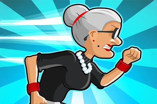 Angry Grandmother Run