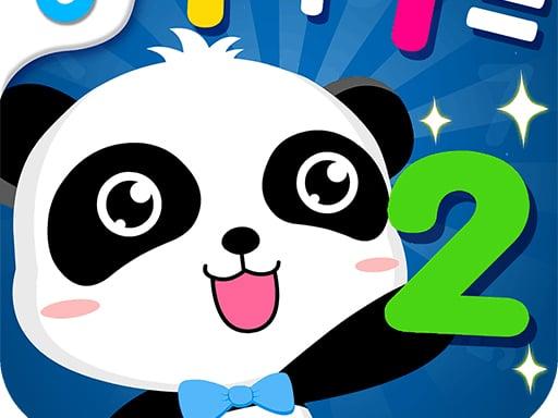 Маленькая панда: обучающая игра