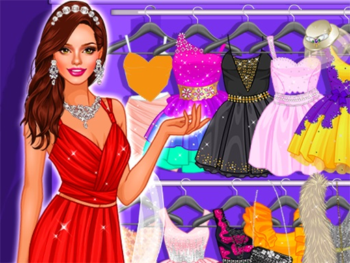 Cendrillon dress up game