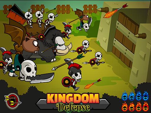 Play Kingdom Defense 1