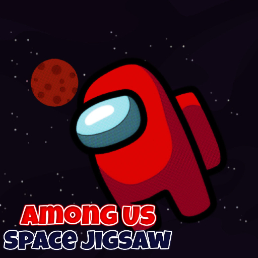 Among Us Space Jigsaw