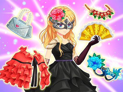 Anime Princess DressUp - New Games - Cool Math Games