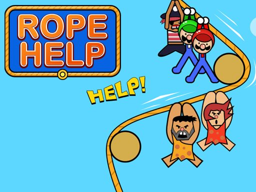 Rope Help - New Games - Cool Math Games