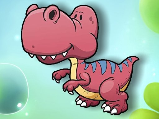 Play Cartoon Dinosaur Memory Challenge Online