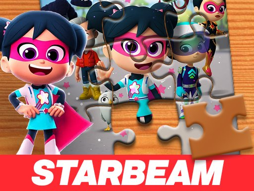 Play Starbeam Jigsaw Puzzle