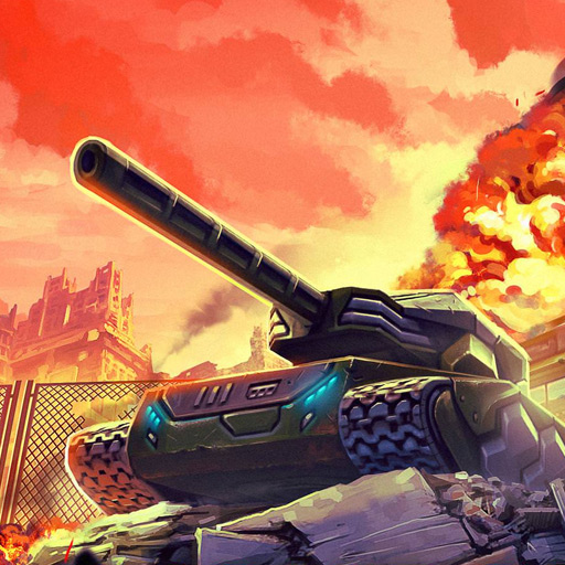 Battle Tanks City of War Mobile