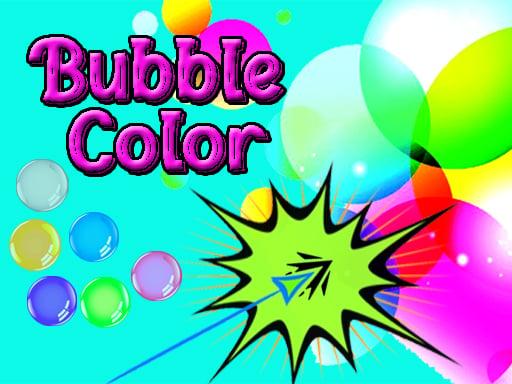 Play Bubble Color