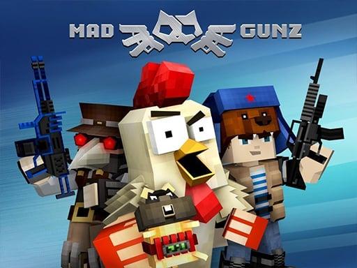 Mad GunZ Онлайн игра