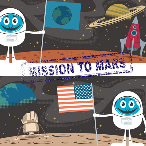 Mission To Mars Difference