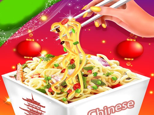 Cook Chinese Food Asian Cooking Gmaes