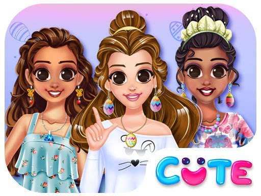 Play Princess Easter Sunday Online